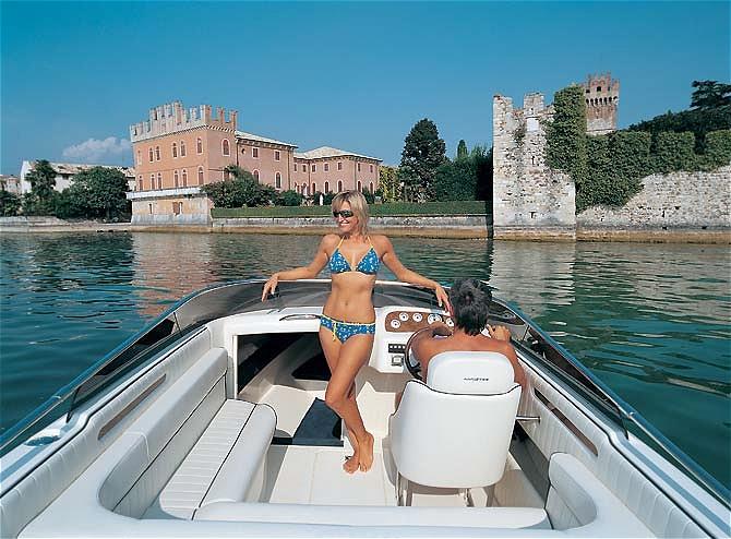 Bootsvermietung Gardasee Mostes Venere