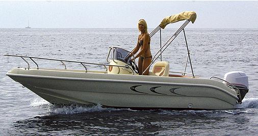Motorboot Mieten Gardasee Jaguar 18