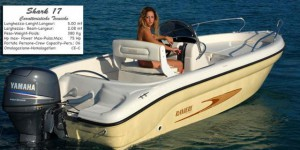 Motorboot Mieten Gardasee Ranieri Shark 17