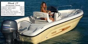 Motorboot Mieten Gardasee Ranieri Shark 17
