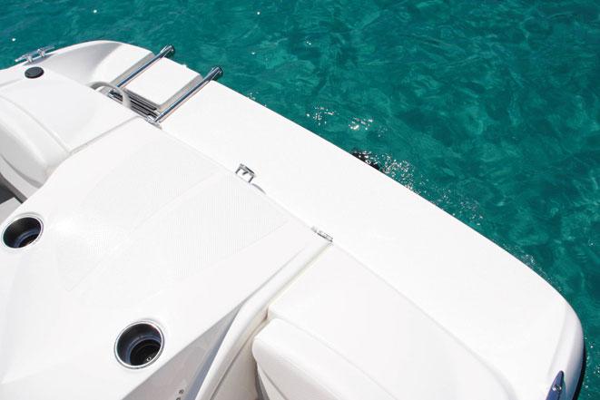 Motorboot Vermietung Gardasee Bowrider 175