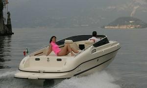 Boat Gardasee Pegaso 22