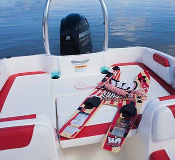 Rent a Boat Bayliner Element XL