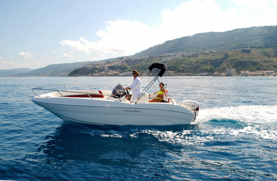T.A. MARE Nuvola 20 Open Rent a boat